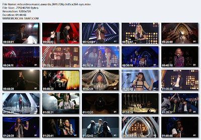 MTV.Video.Music.Awards.2011.720p.HDTV.x264-SYS