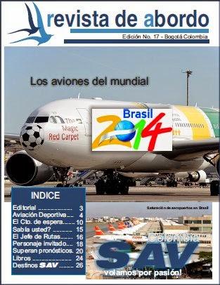 revista de abordo -edición 17