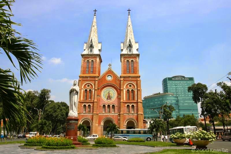 Du ngoạn thành phố Hồ Chí Minh 1 ngày