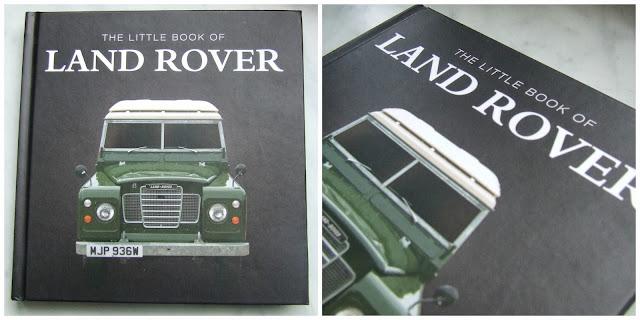ksiązka Land Rover