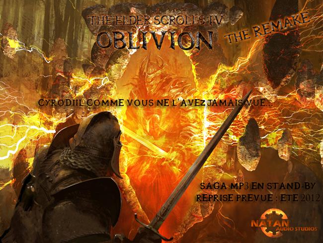 Oblivion the Remake
