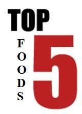 பெண்கள் அவசியம் உண்ண வேண்டிய டாப் 5 உணவுகள்!  Top+5+Foods