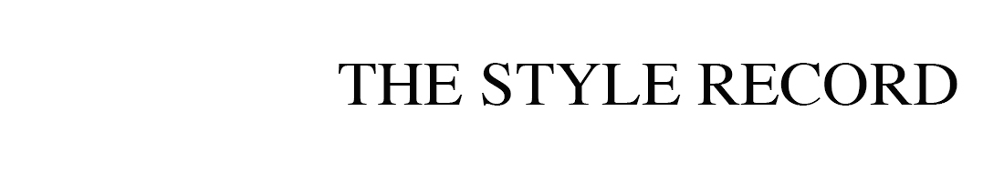 The Style Record