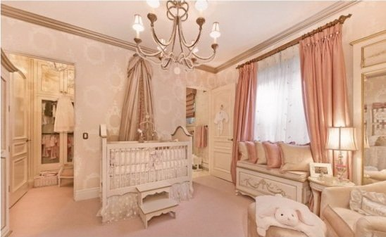Celebrity Nurseries | Celebrities Baby Rooms | Celebrity ...