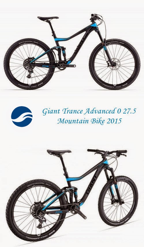 Formby Cycles: Giant Trance Advanced ATB