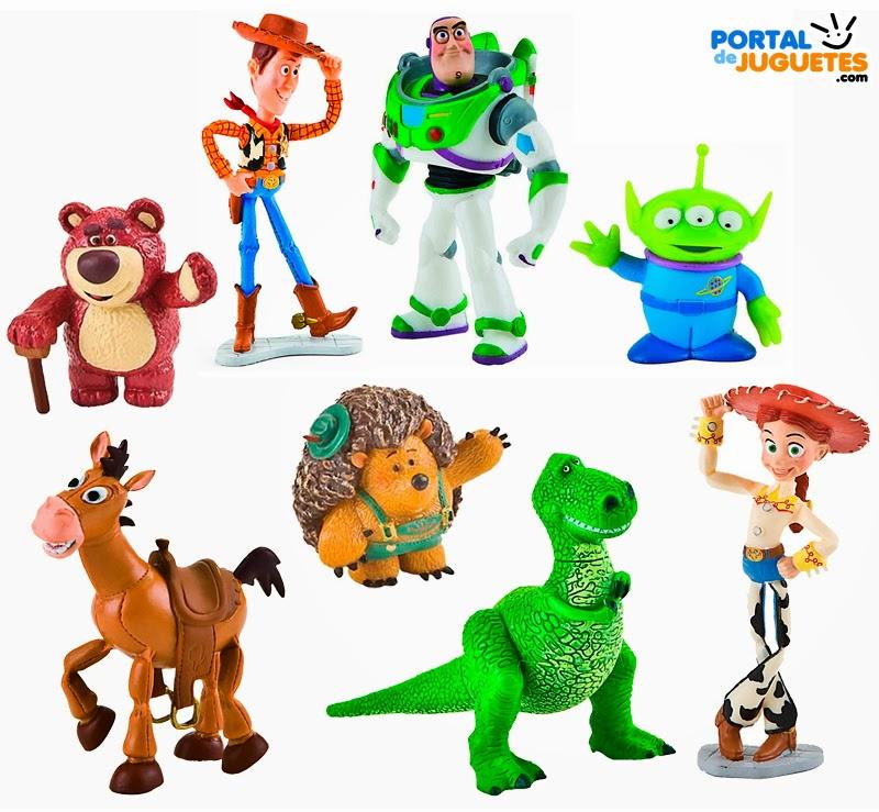 figuras toy story 3 bullyland