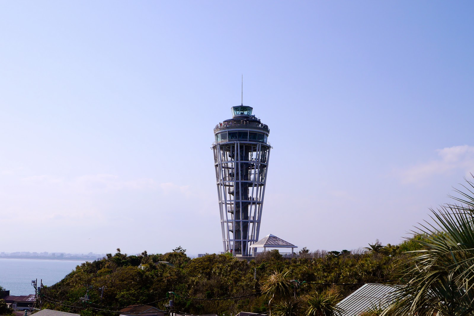 "Enoshima Lighthouse Observation Tower ""Enoshima Sea Candle"""