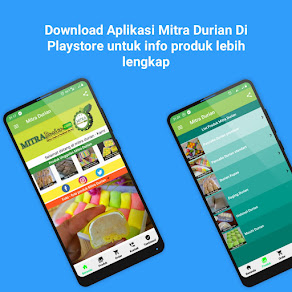 Banner app MitraDurian.com