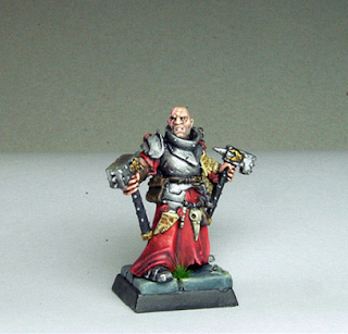 warrior priest of sigmar two hammers