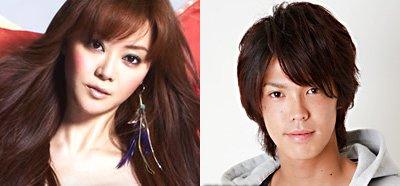 Mizuki Alisa and Shimizu Ryotaro