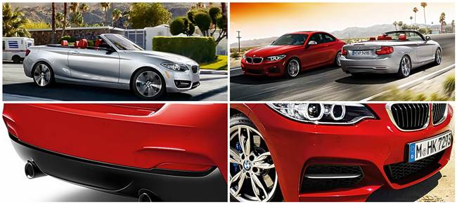 BMW 2 Series Redesign