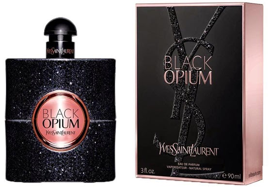 Black Opium Yves Saint Laurent Eau de parfum