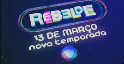 Nova temporada do Rebelde - 2012