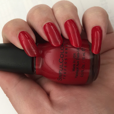 SinfulColors Ruby Ruby