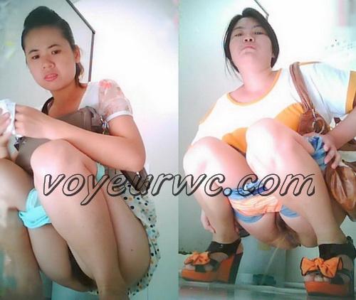 ChinaVoyeur B384-413 (China Public Toilet Hidden Cam)