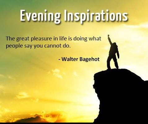 Motivational Quotes Forever: Evening inspirations