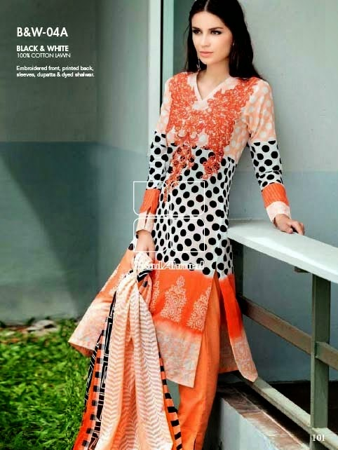Gul Ahmed Summer Collection 2014 Volume-2