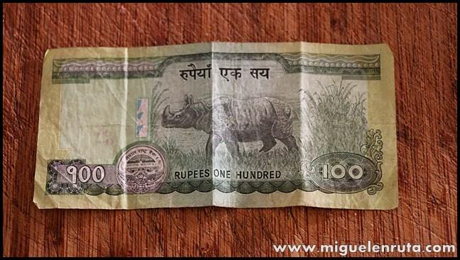 Rupias-Nepalesas