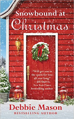 snowbound at christmas, debbie mason, book review