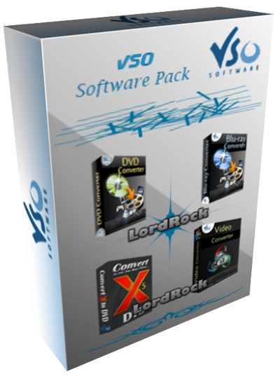 VSO Software Pack