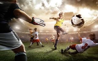 playing football (24)