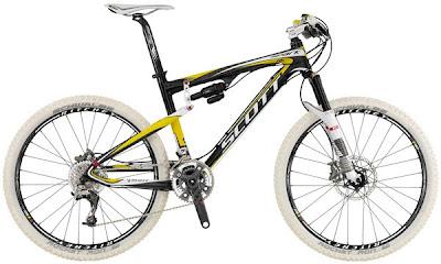 Bicicletas de Montaña Scott 2011