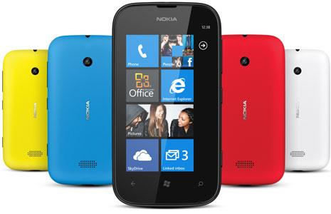 Nokia Lumia 510 Ponsel Windows Phone Terbaru, tersedia pada bulan November