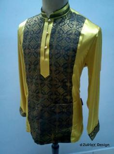 Koleksi Tempahan Baju Melayu Pengantin