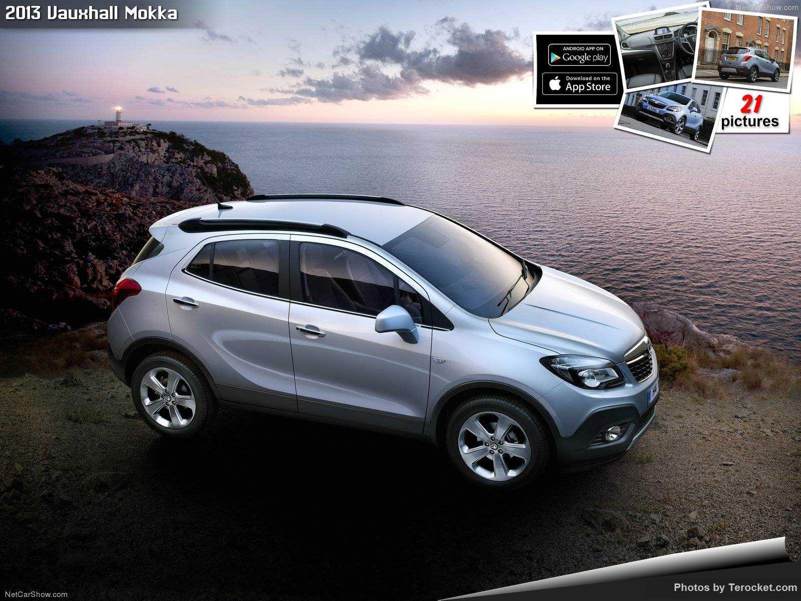 Hình ảnh xe ô tô Vauxhall Mokka 2013 & nội ngoại thất