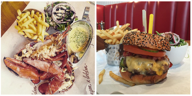 chloeschlothes - Burger & Lobster