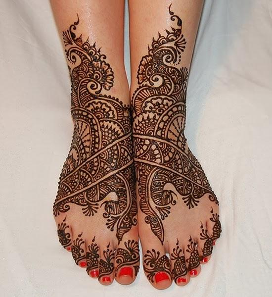 Mehndi Wallpapers Feet : Latest mehandi designs for girls new bridal mehndi