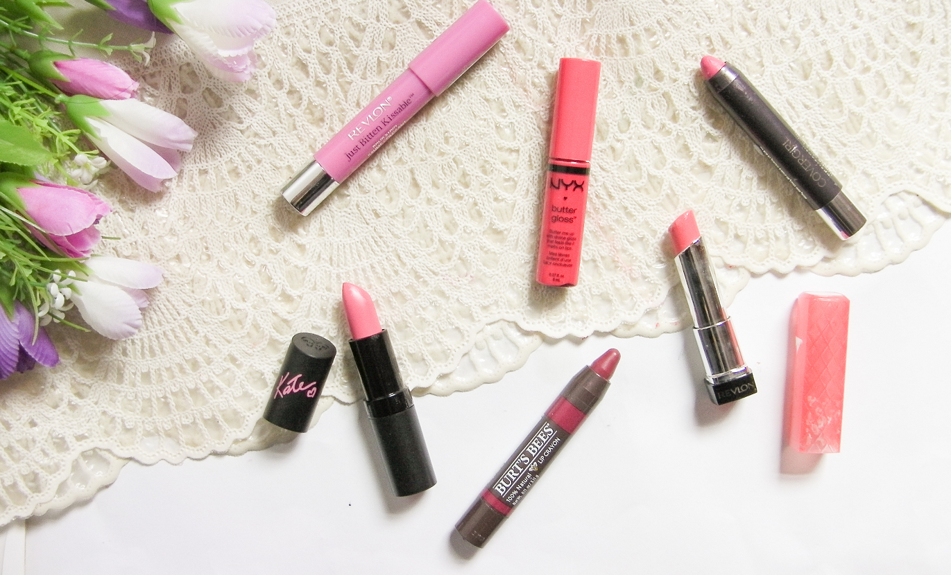 spring lipsticks lip colors