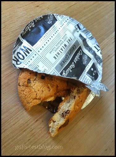 Crispy Cookie von DeBeukelaer
