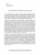 TODO UN EXEMPLO DE INSOSTENIBILIDADE MUNICIPAL (ANO 2007)