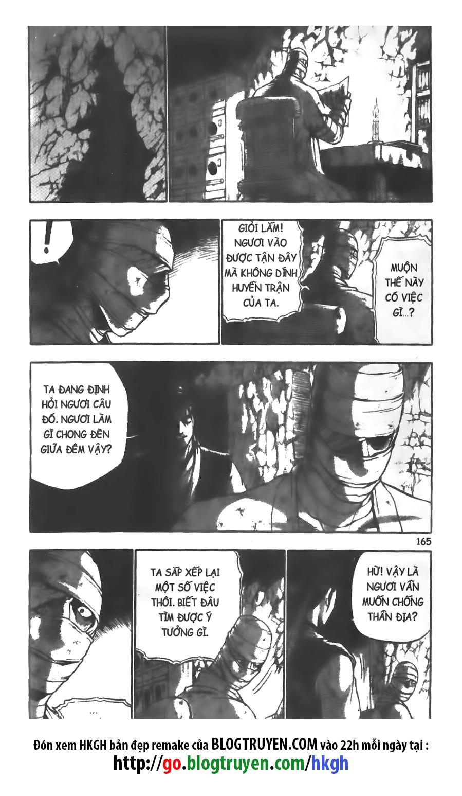 Hiệp Khách Giang Hồ chap 331 page 12 - IZTruyenTranh.com