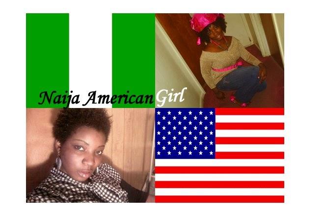 Naija American Girl