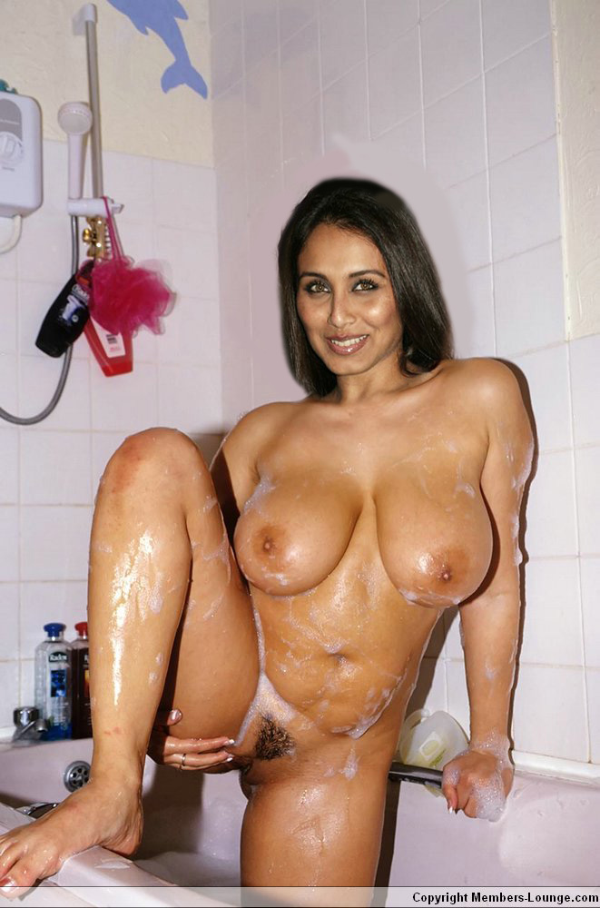 Actress rani mukherjee nude