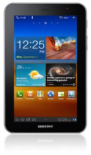 Samsung galaxy Tab 7.0 plus - Harga spesifikasi