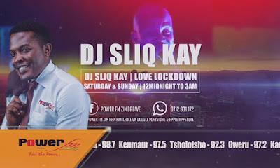 DJ Sliq KAY ZW