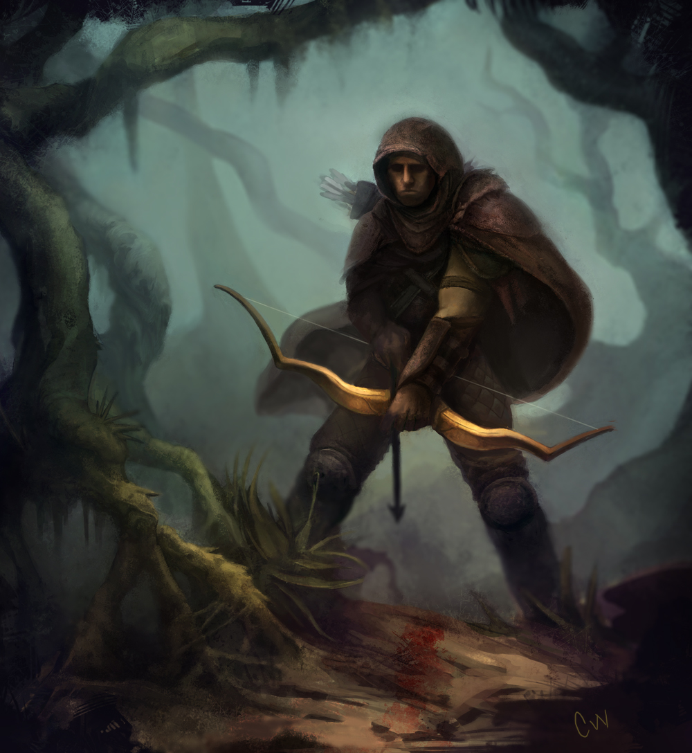 [A Hunter]