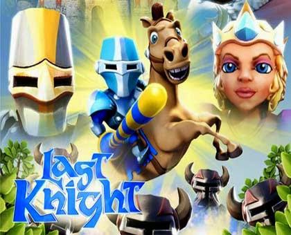 تحميل لعبة المغامرة فارس الماضى Last Knight Rogue Rider Edition للكمبيوتر