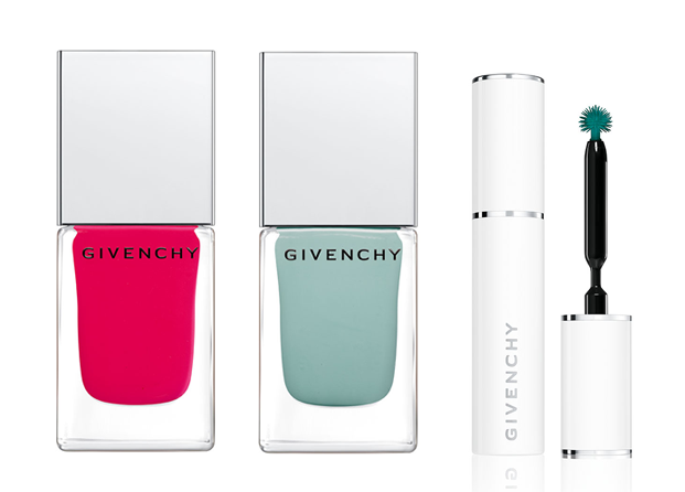 Le Vernis de Givenchy y Phenomen´Eyes