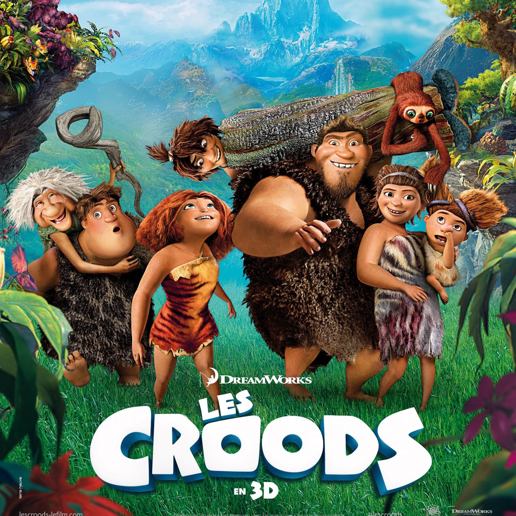 The Croods 2 Movie: The Croods Movie IPad Wallpaper @ Automotive World