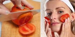 Hilangkan Jerawat Dengan Buah Tomat