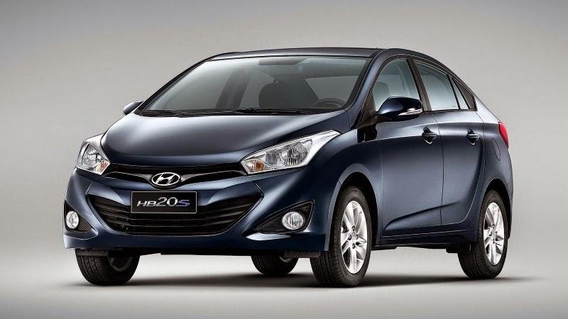 Hyundai Hb20 2014 - 2015