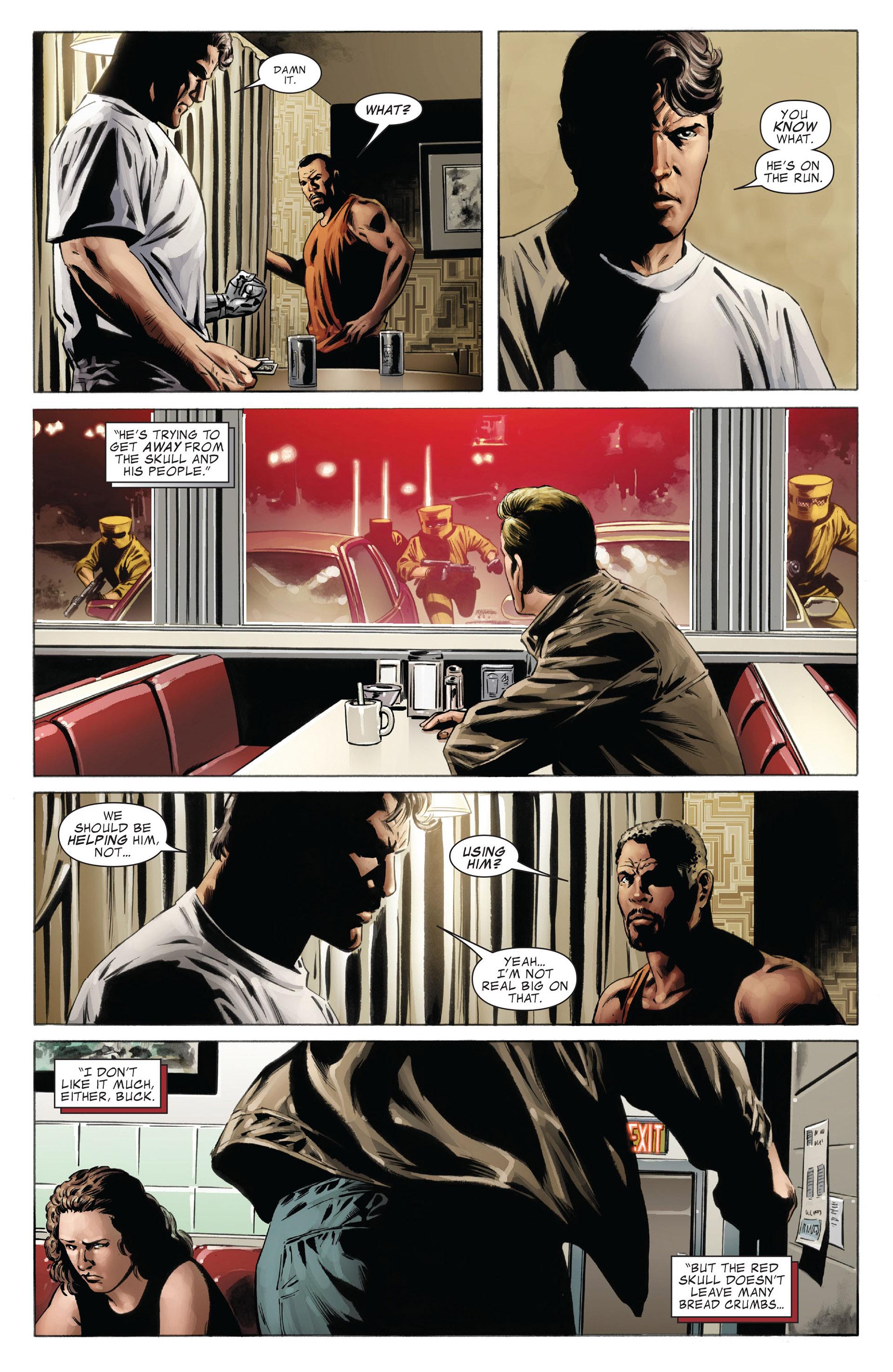 Captain America (2005) Issue #41 #41 - English 5