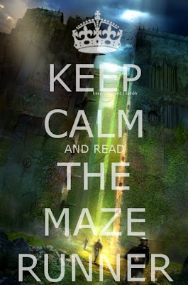 tumblr lggzkpWkeR1qf76m1o1 500 large - The Maze Runner Series and Movie.