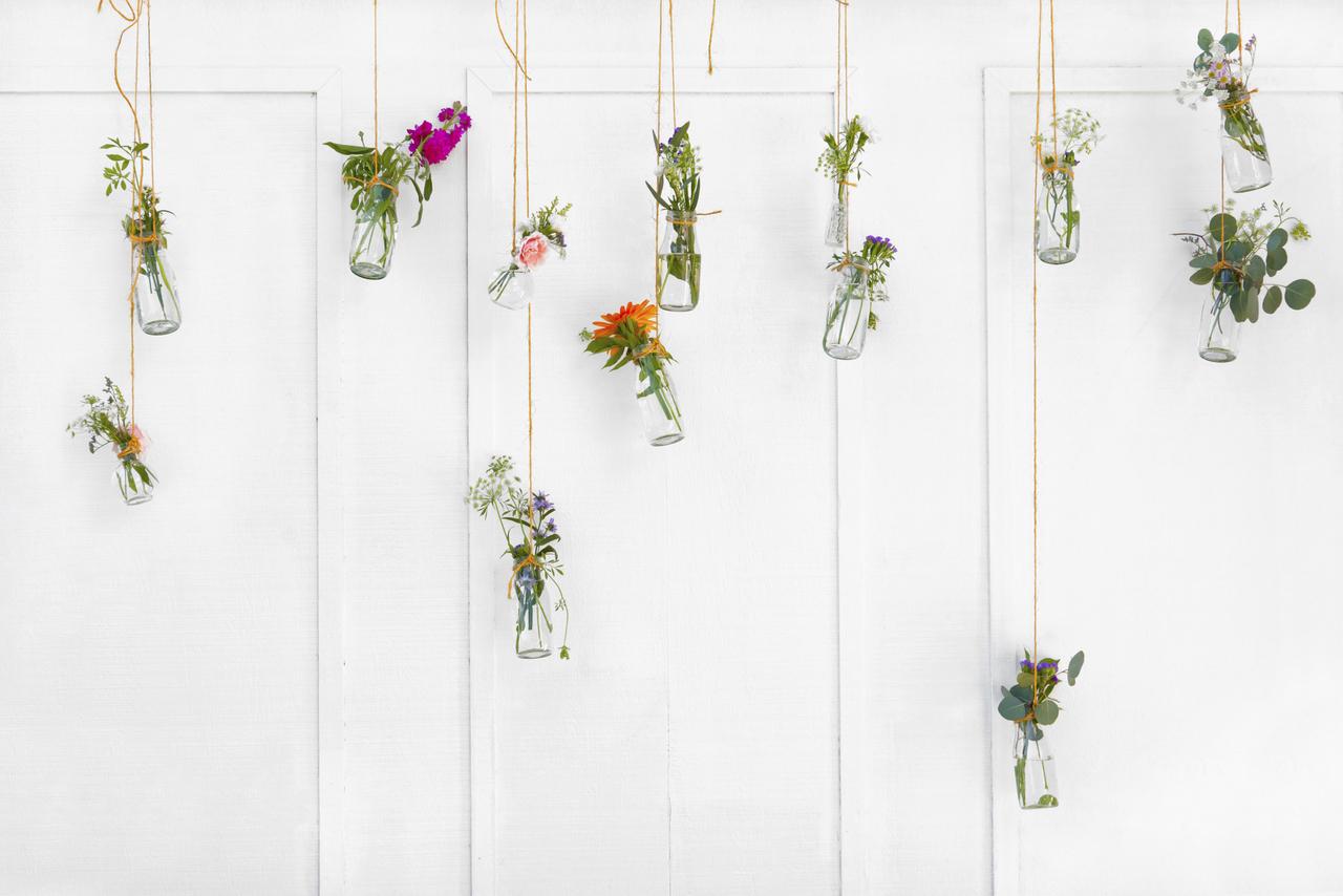 I d e a decoraci n con cristal - Fabrica de floreros de vidrio ...