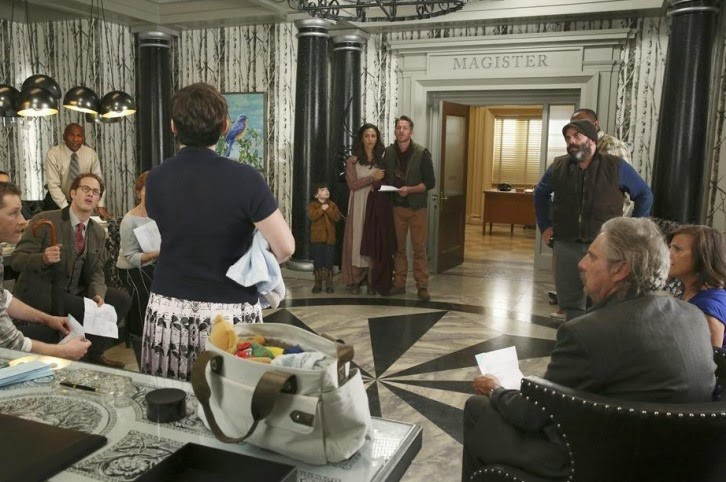 POLL : Favorite Scene from Once upon a Time - Rocky Road?