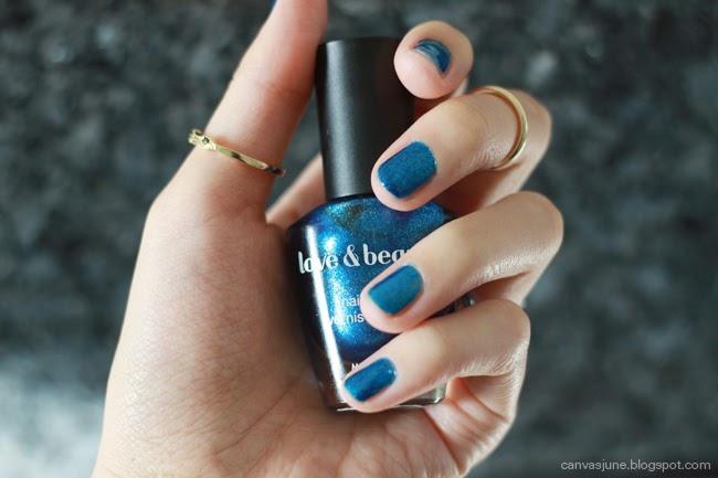 nail art, forever 21 nail polish, blogger nail art, nail art design, glitter nails, transition color nails, blue nail polish, glitter nail polish, fashion blogger nail art, holiday nails, holiday nail colors, nail polish review